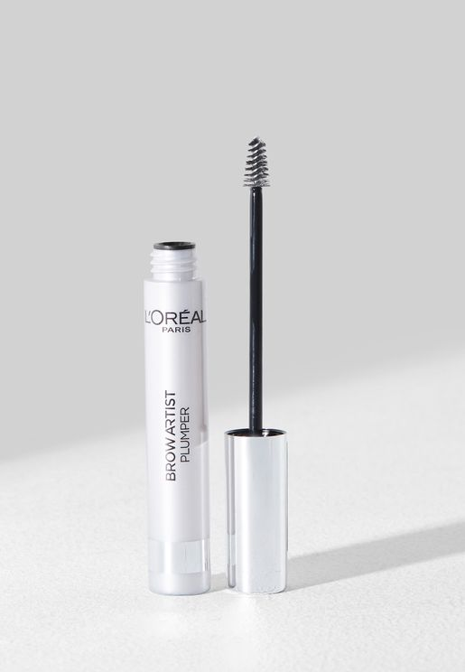 Brow Artist Plumper Transparent Mascara