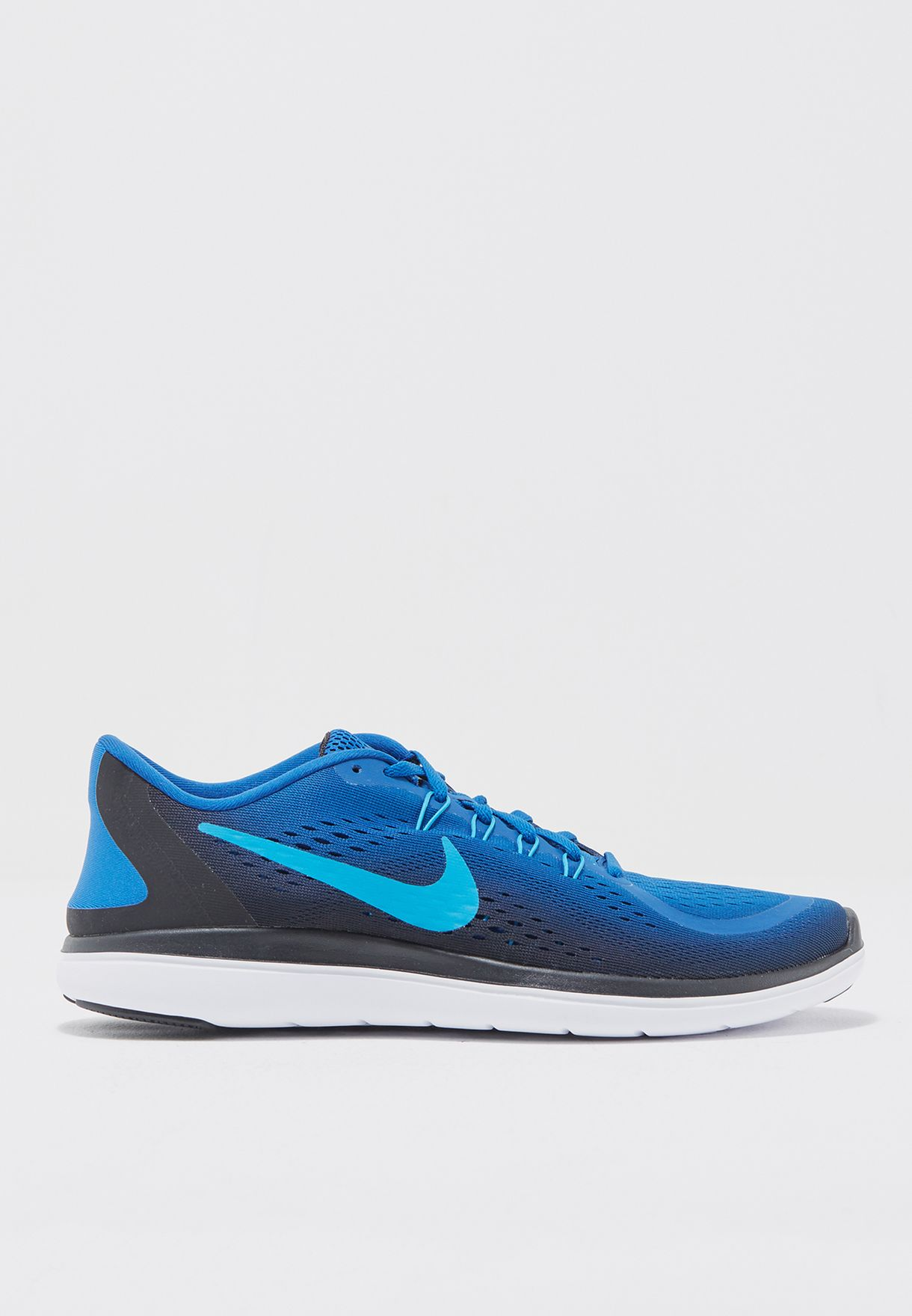 cbfeeb14106e Shop Nike blue Flex 2017 RN 898457-402 for Men in Saudi - NI727SH82YON