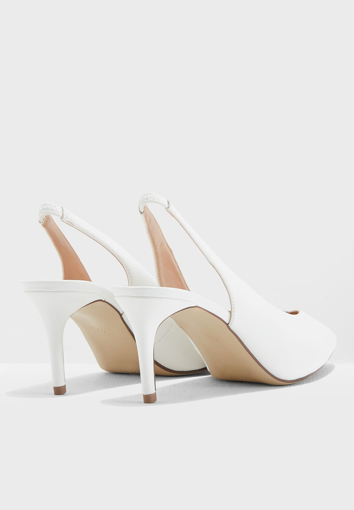 Essie 80S Court Shoes
