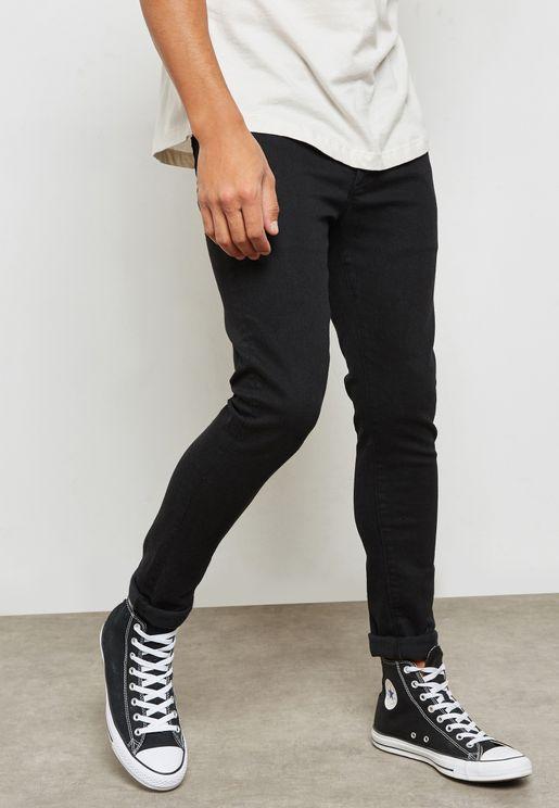 Cordoza Plain Jeans