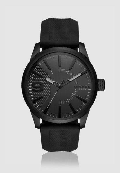ساعة سيليكون بشعار الماركة