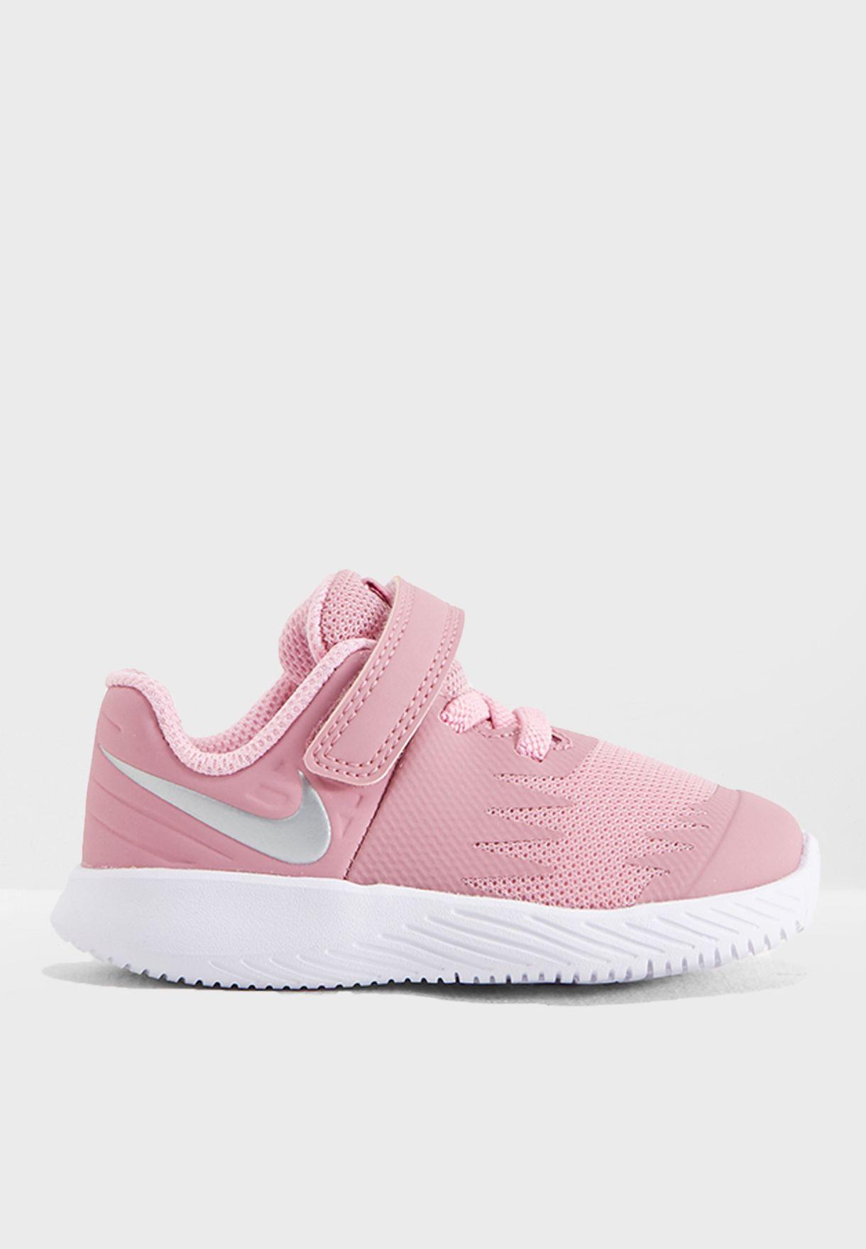Funeral semilla aceptable  Buy Nike pink Infant Star Runner for Kids in MENA, Worldwide | 907256-601