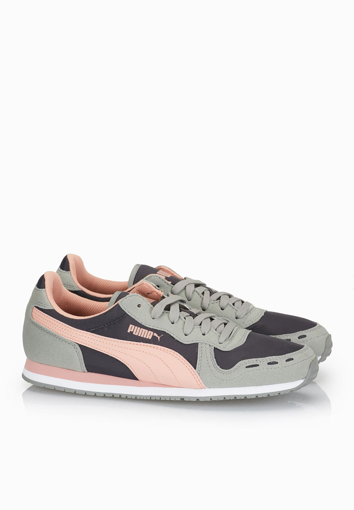 Shop PUMA multicolor Cabana Racer Fun Sneakers 35839710 for Women in  Bahrain - PU020SH82HFX 26fdc6843