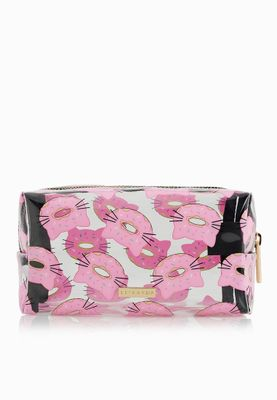 Skinny Dip London Cat-nut Cosmetic Bag