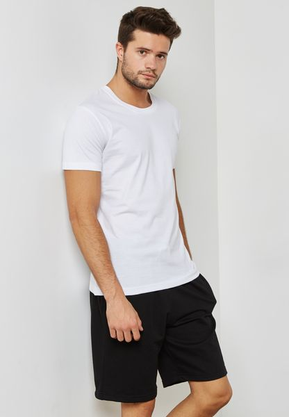 T Shirt And Short Lounge Set