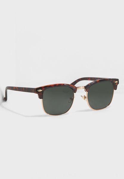 Tortoishell Framed Sunglasses