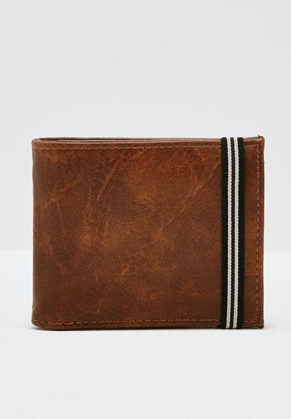 Stripe Elasticated Wallet
