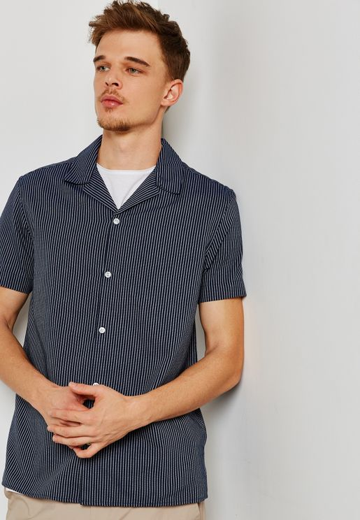 Fine Stripe Shirt