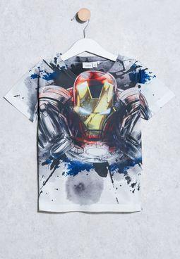 Kids Kids Avengers T-Shirt