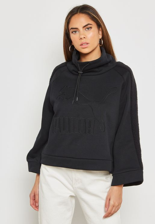 Downtown Winterized Sweatshirt