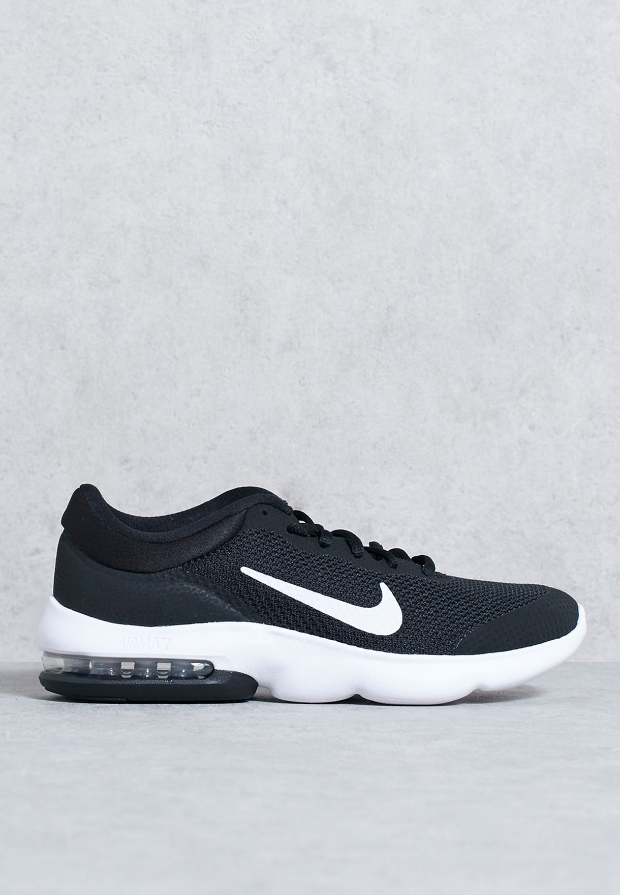 0c717fa6fa Shop Nike black Air Max Advantage 908991-001 for Women in UAE ...