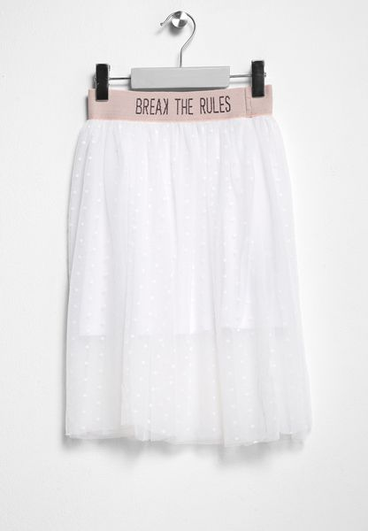 Little Jina Tulle Skirts