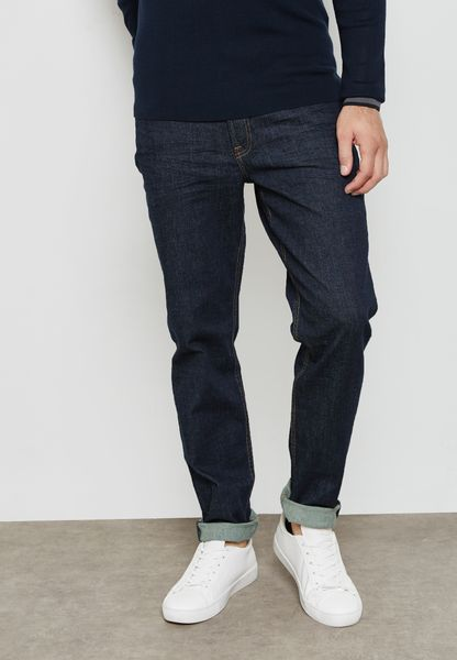 Jan Slim Fit Rinse Jeans