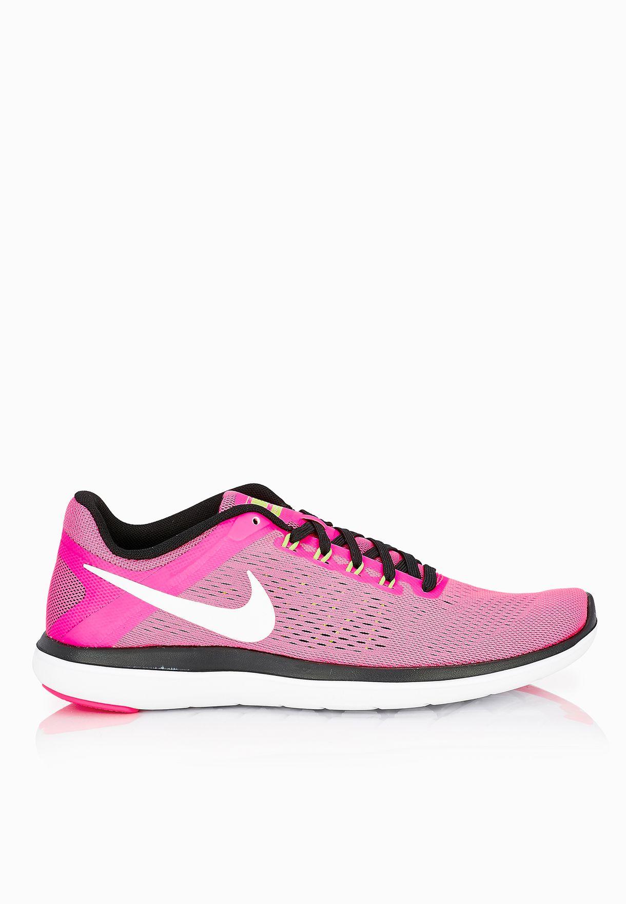 6693f611b9e6 Shop Nike pink Flex 2016 Run 830751-600 for Women in Saudi - NI727SH72DNB