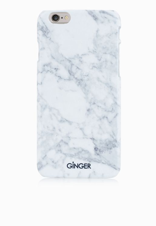 iPhone 6 Marble Print Cover