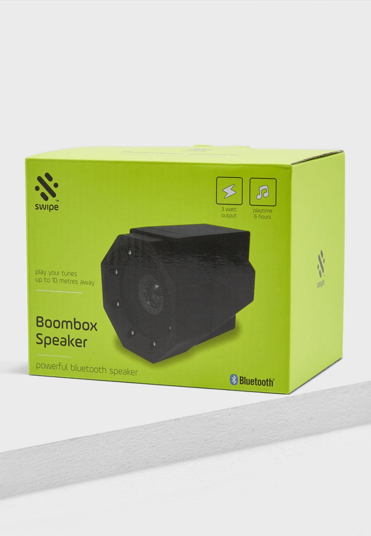 Bluetooth BoomBox Speaker
