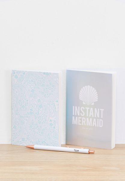 Mermaid Stationary Set