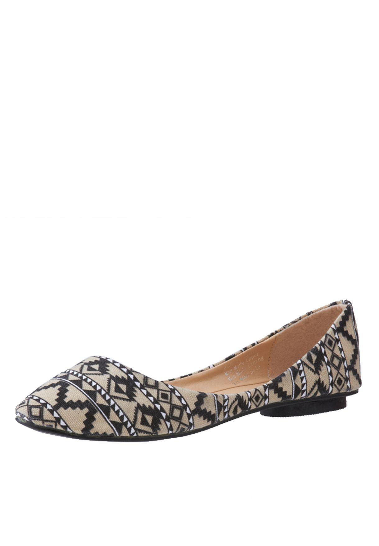 9c18a3597318 Genki Ballerina Shoes
