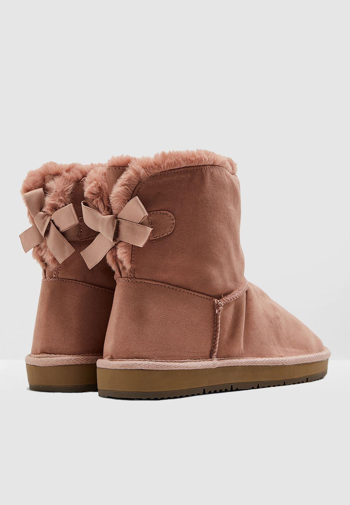 Molly Fur Boot