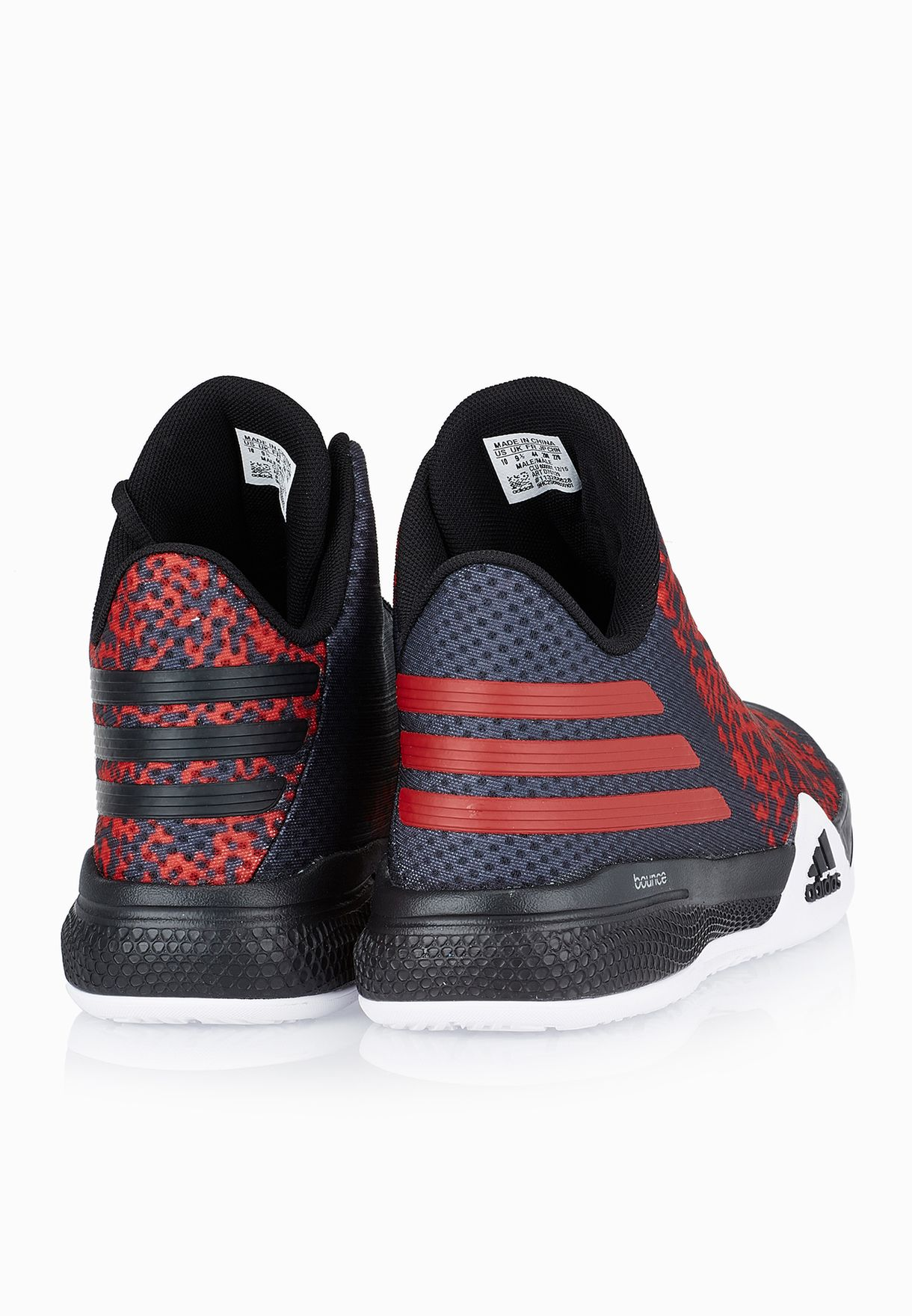 purchase cheap f6eea 0f0aa Shop adidas navy Light Em Up 2 D70129 for Men in Saudi - AD476SH72EQX