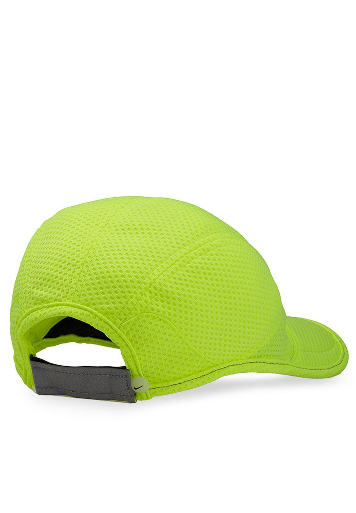 d93a845d4f7 Shop Nike yellow Mesh Daybreak Cap NKAP520787-712 for Men in ...