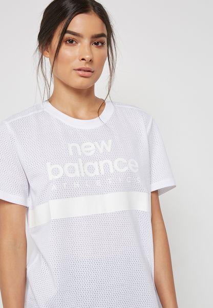 Athletics Mesh T-Shirt