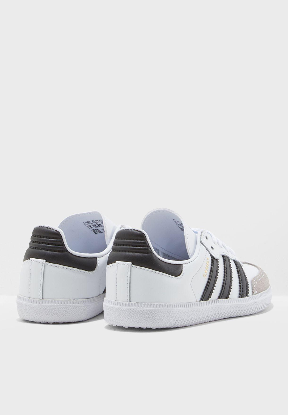 حذاء سامبا أو جي للاطفال