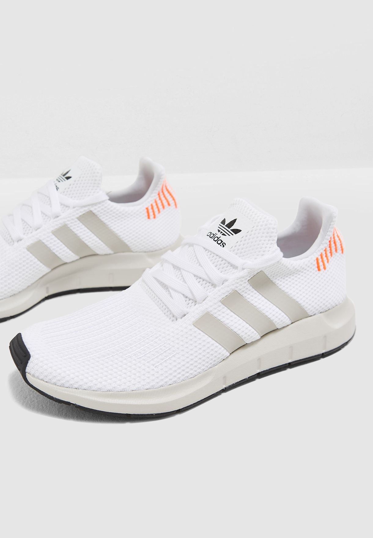 f147a9331c76a Shop adidas Originals white Swift Run B37731 for Men in Saudi - AD478SH72PRV
