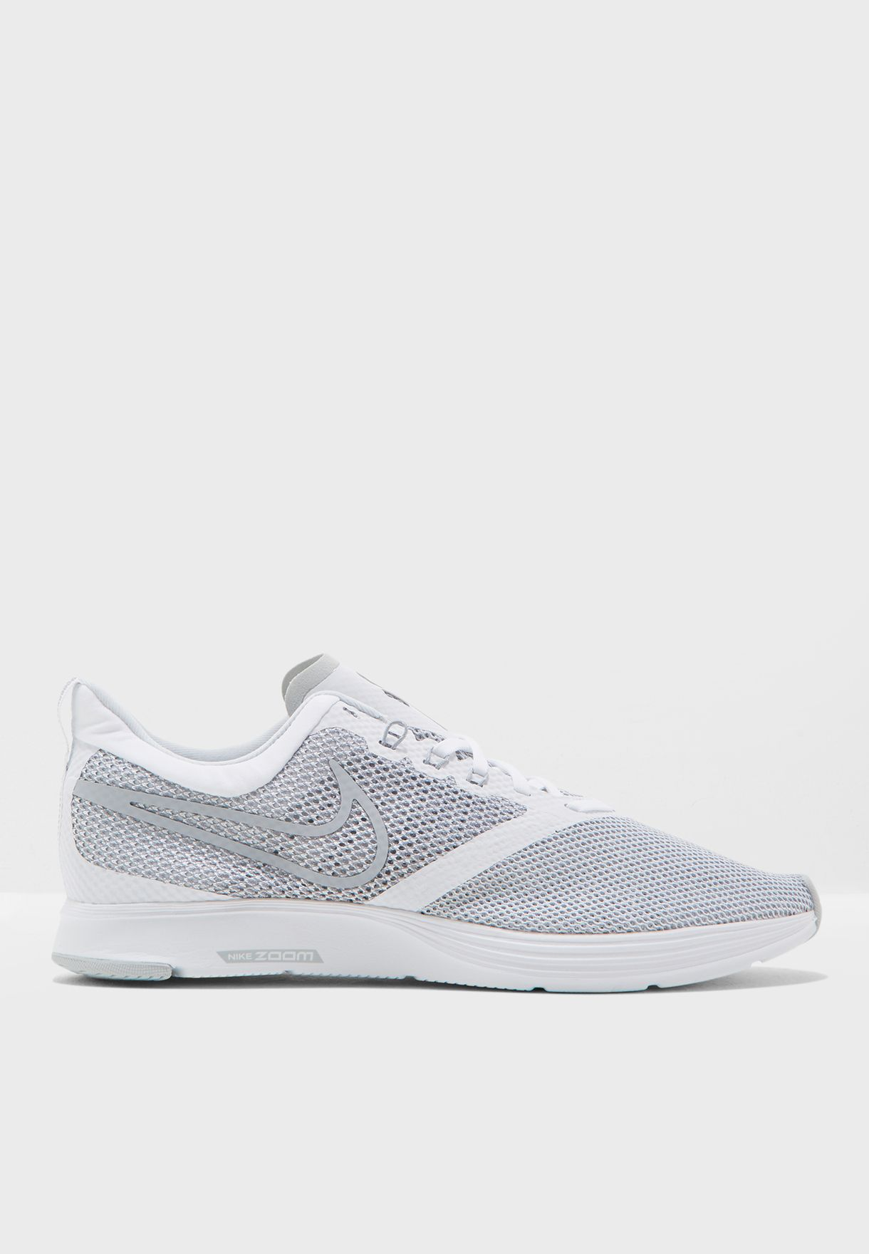 half off c6f57 4d048 Shop Nike grey Zoom Strike AJ0189-100 for Men in Saudi - NI7