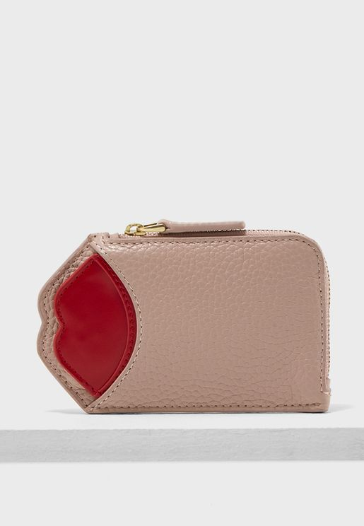 Pop Up Lip Liliana Purse