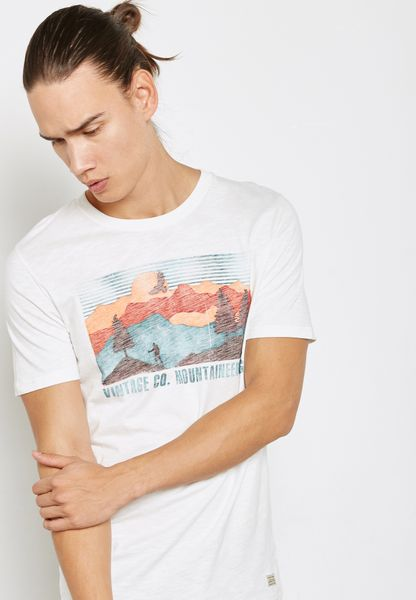 Robert Printed T-Shirt