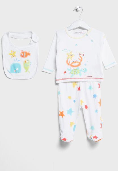 Infant T-Shirt+Sweatpant
