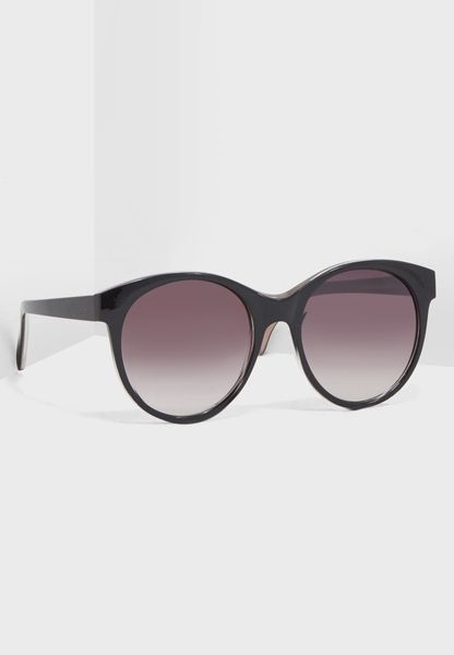 Olla Preppy Round Sunglasses