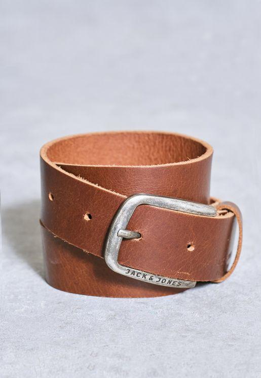 Paul Leather Belt