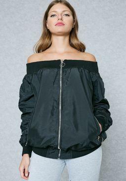 Bardot Jacket Dress