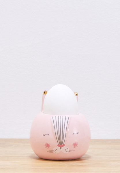 Over The Moon Rabbit Egg Cup