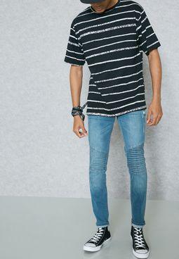 Maverick Skinny Fit Jeans