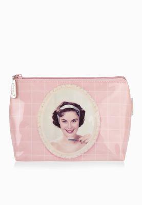 Catseye Chic Cosmetic Bag