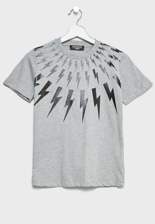 Little Lightening Bolt T-Shirt