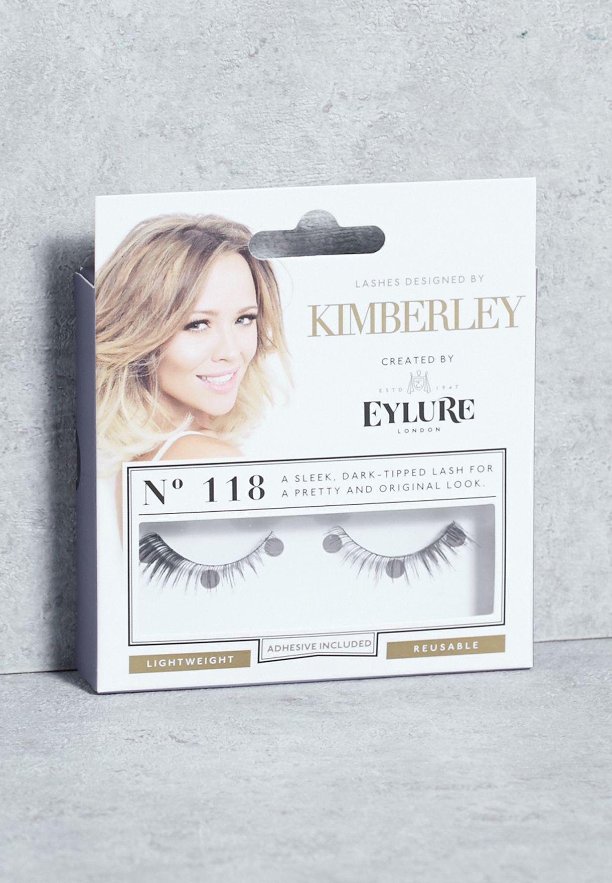 53fb3ee9bd6 Shop Eylure black Aloud Lashes - Kimberley 5011522054094 for Women ...