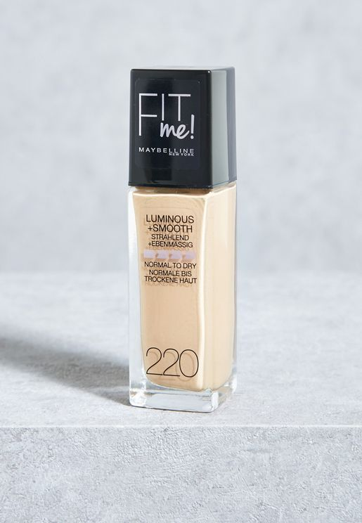 Fit Me Liquid Foundation 220 Natural Beige