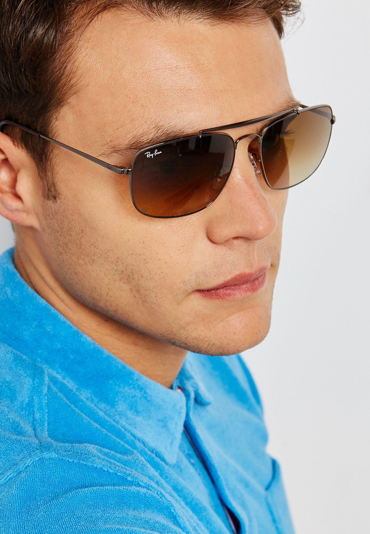 3f9331192d 0RB3560 The Colonel Sunglasses