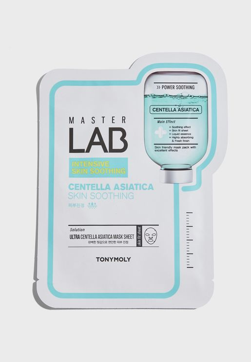 Master Lab Centella Asiatika Mask Sheet