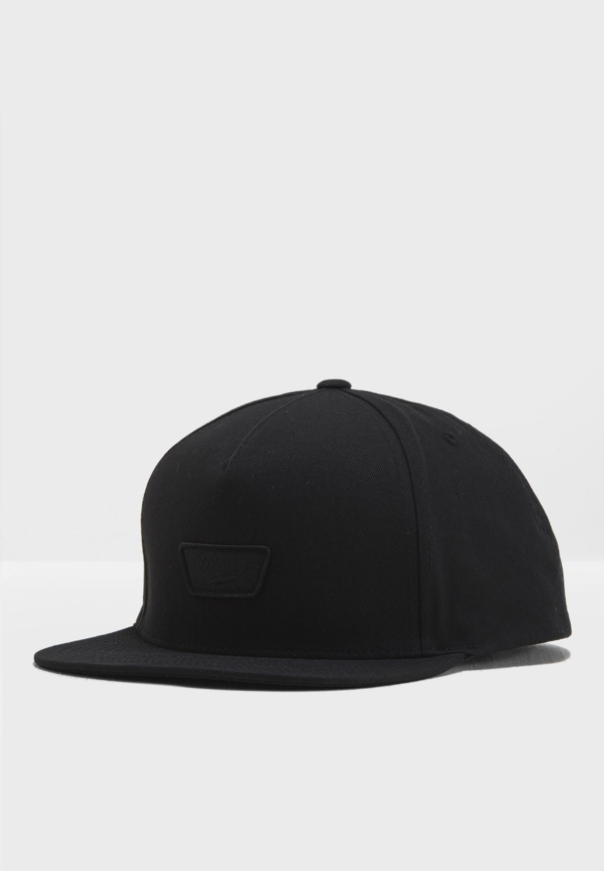32c4a985404 Shop Vans black Mini Full Patch II Snapback VA36I6BLK for Men in Qatar -  VA088AC72KLJ