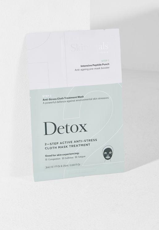 Detox 2 Step Face Mask