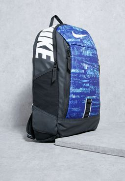 Young Athletes Adapt Printed Backpack