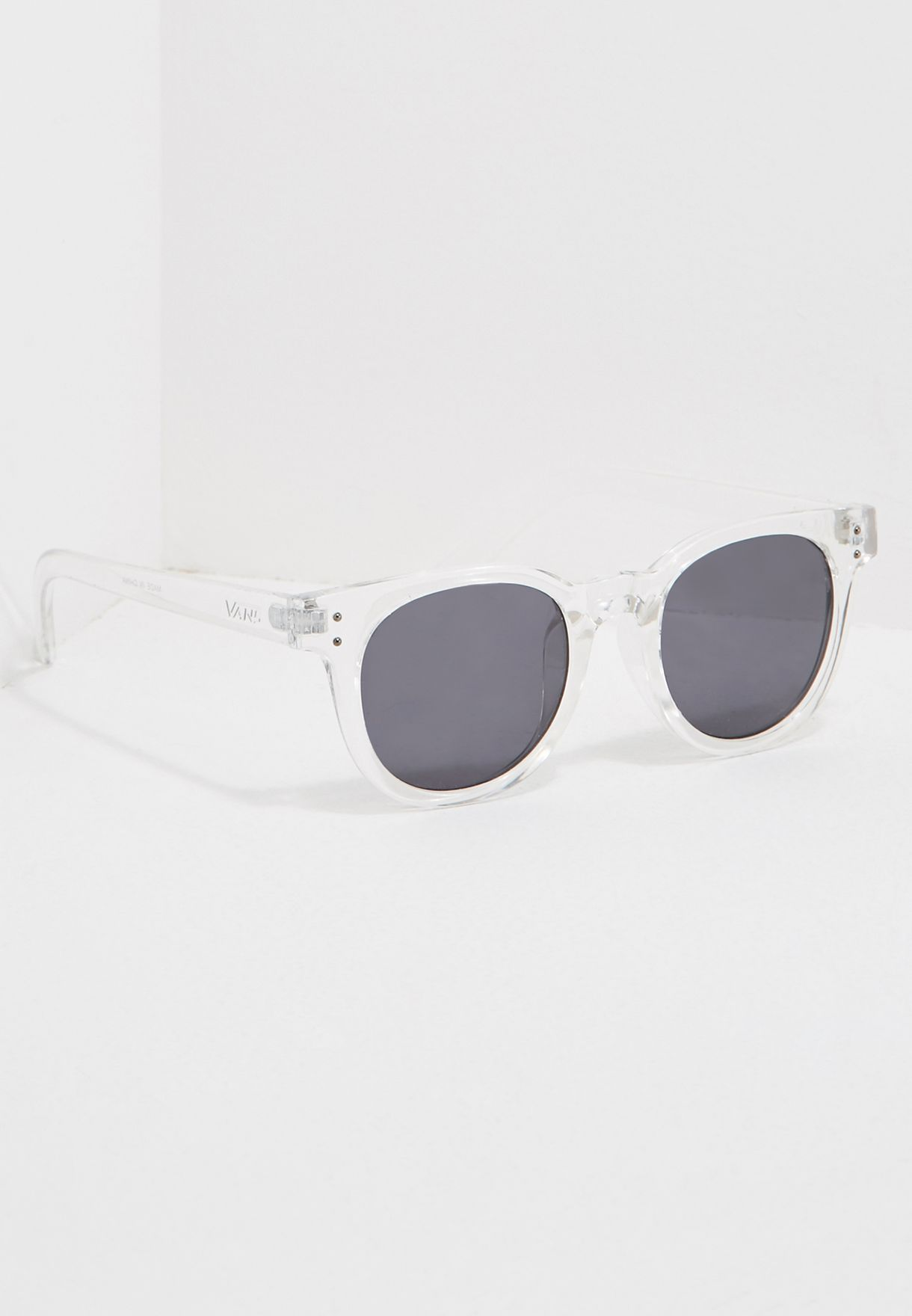 854268cec5 Shop Vans clear Welborn Sunglasses VA5YOO7W for Men in Bahrain -  VA088AC72FFB