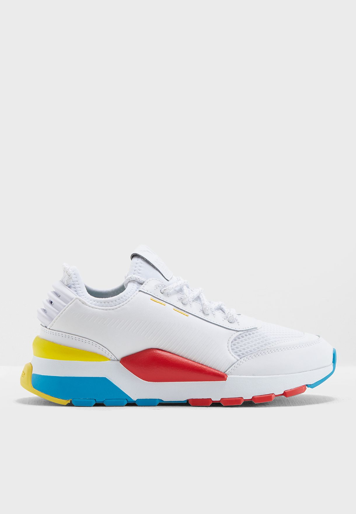 Shop PUMA multicolor Youth RS-0 Play 36695001 for Kids in UAE ... c151279be