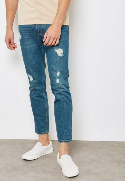 Dylan Straight Fit Jeans