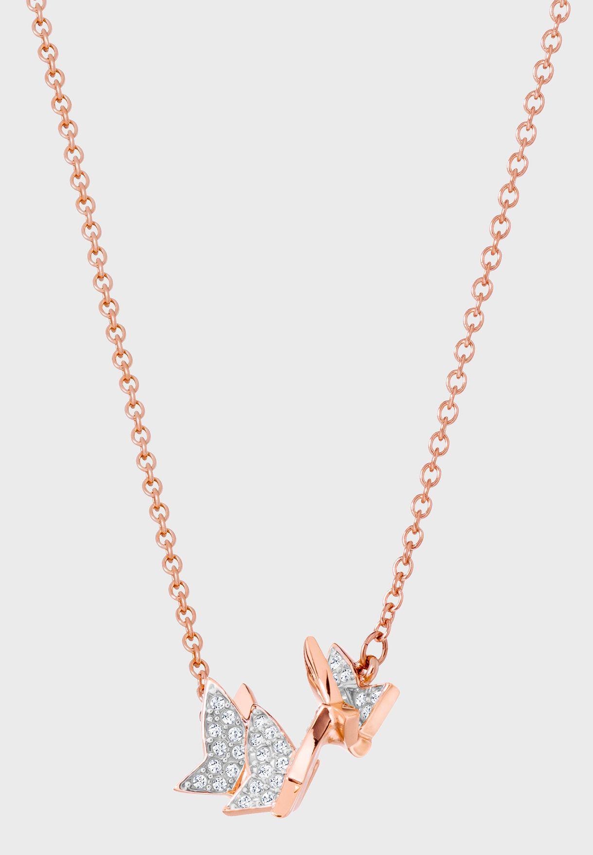 Lilia  Butterflies Necklace